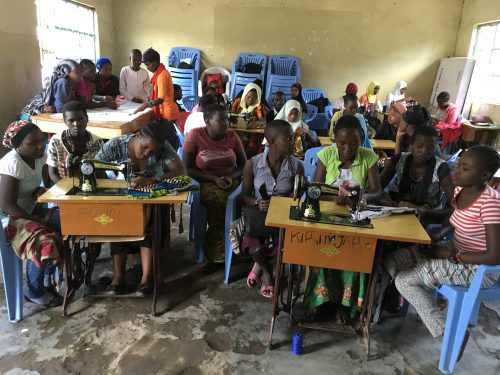 STREET GIRLS TANZANIA